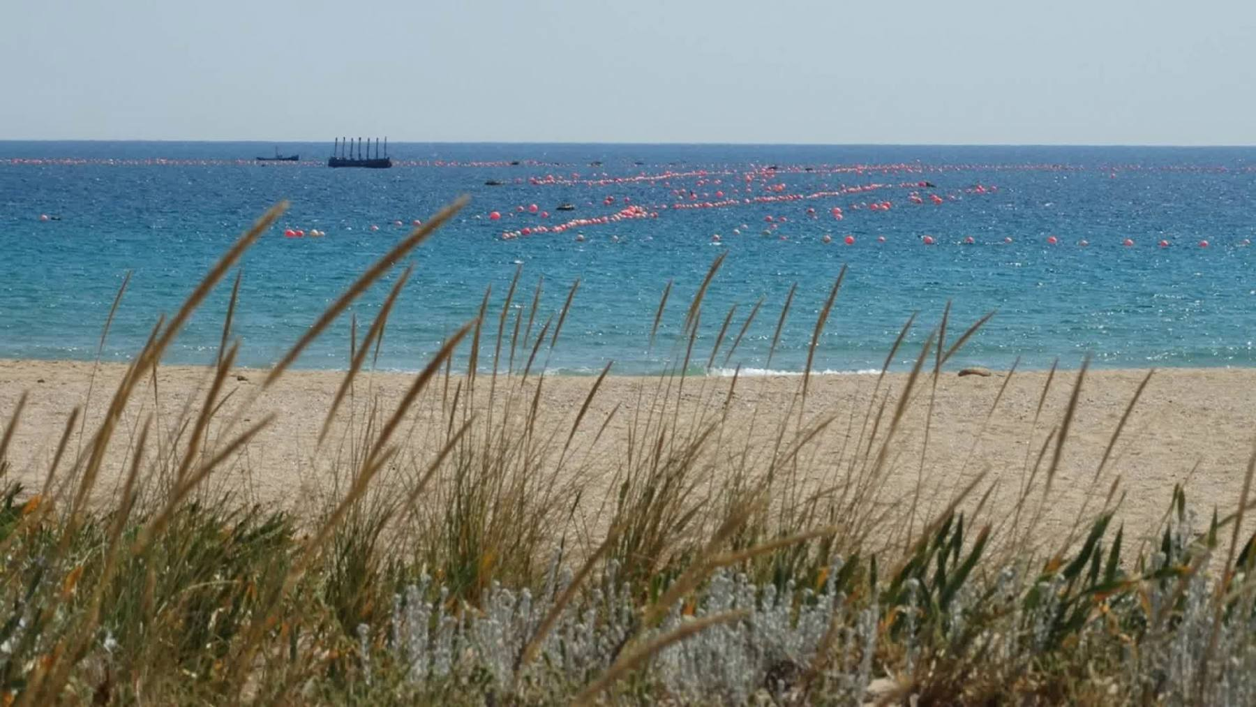 Las playas de Zahara de los Atunes