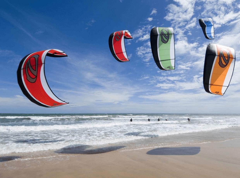 KiteSurf en Zahara de los Atunes
