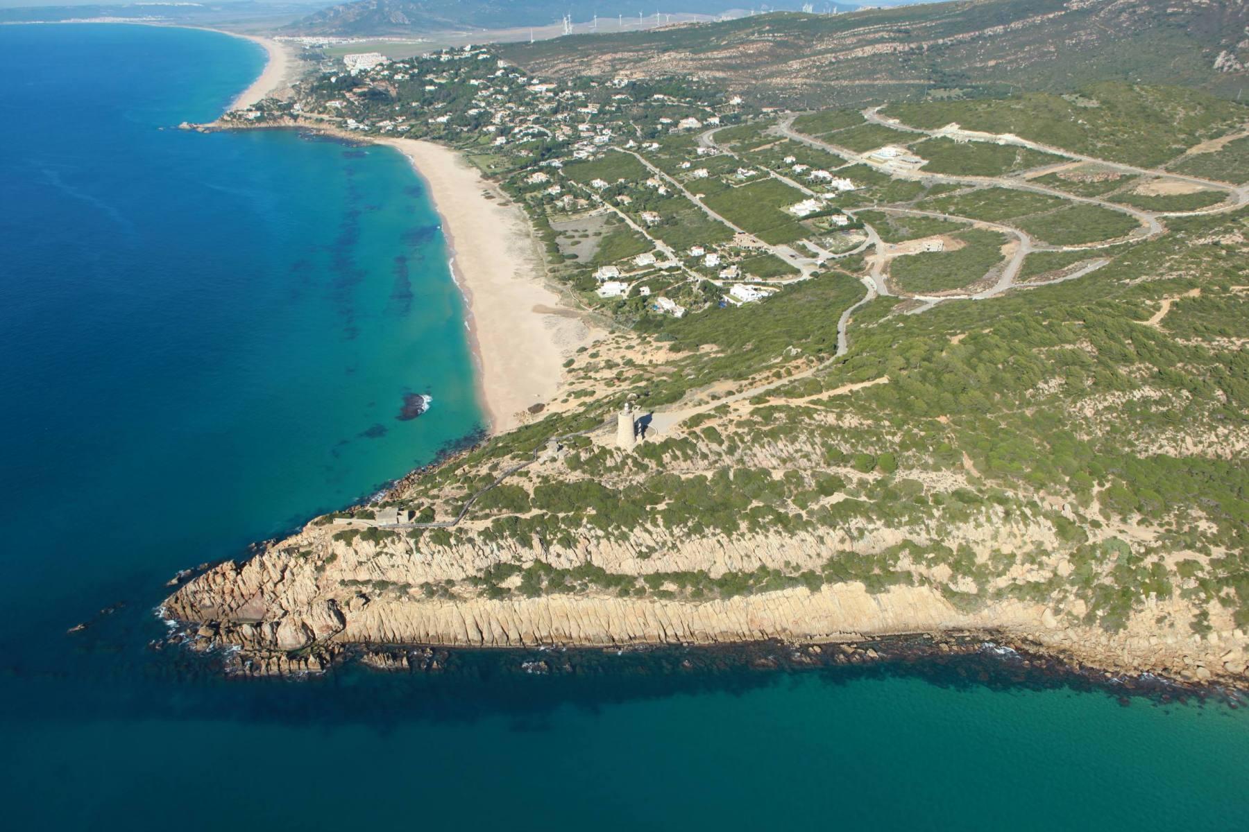 Nudismo Naturismo en Cádiz playa de zahara de los atunes atardecer